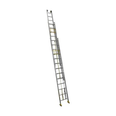 Лестница трехсекционная ALUMET SR 3х19, профессиональная, 14,16 м