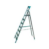 Стремянка металлическая KROSPER 10 ступеней, 2,26 м