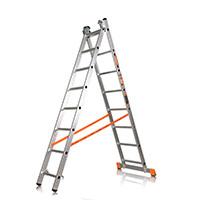 секционная складная лестница